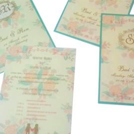 card wedding SR