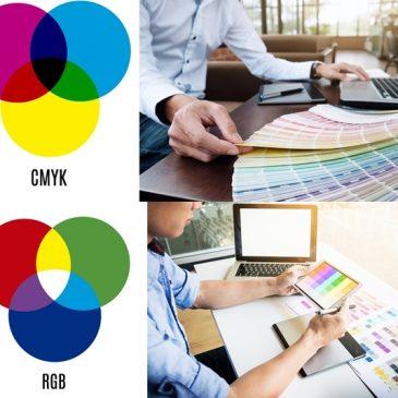 (Thailand) โหมด RGB กับ CMYK ต่างกันอย่างไร ?
